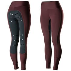 Micro Silicone Pull-On Women's Breeches