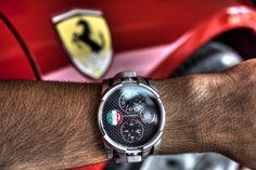 Scuderia watch