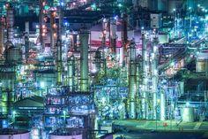 [#工場萌え]にあなたも虜!絶景すぎる工場夜景ベスト5 | RETRIP