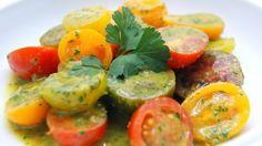 Los tomates nos brindan infinidad de combinaciones en nuestra cocina, su decilioso y delicado sabor armoniza a la perfección con ingredientes que ayudan a desta