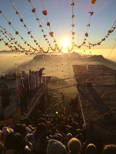 Sri Pada (Adam's Peak) - Voyage au Sri Lanka