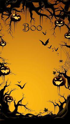 Een sfeervolle Halloween wallpaper voor je mobiele telefoon. Retro Halloween, Halloween Tags, Halloween Pictures, Outdoor Halloween, Fall Halloween, Happy Halloween, Halloween 2019, Iphone Wallpaper Images, Halloween Wallpaper Iphone