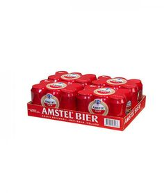 Amstel bier 24 x 33cl dosen pfandfrei