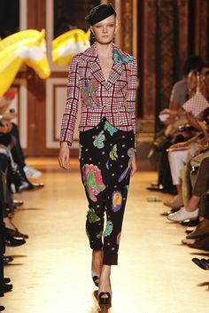 Tsumori Chisato Spring 2011 Ready-to-Wear - Collection - Gallery - Style.com