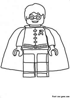 printable lego batman robin coloring in sheet printable coloring pages for kids