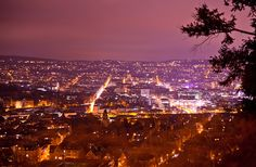 Night Over Stuttgart by Life on Manual