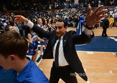 With the 69-53 win over UNC at Chapel Hill...Coach K and the Duke Blue Devils get win #954 and end the season with a 27-4 record!