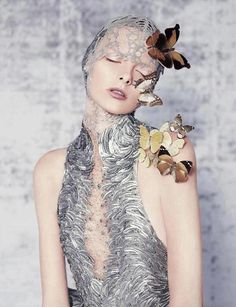 Give me butterflies #fashion #photography
