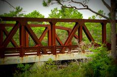 Rusty Creek Bridge  Photo by Earle Waters