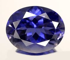 """IOLITE - the name """"iolite"""" comes from the Greek """"ios"""", which means violet. The Vikings probably mined iolite from deposits in Norway and Greenland."""