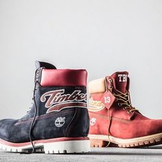 Think about rocking a pair of custom Varsity Boots! Start with our original boot, and add your choice of waterproof leather, hardware and stitching for a personalized boot that nobody else will have. Yellow Boots, Ugg Boots, Timberland, Work Wear, Uggs, Pairs, Leather, How To Wear, Stuff To Buy