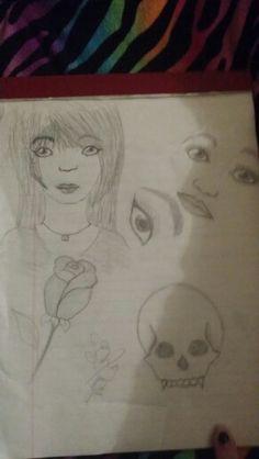 Just doodles
