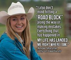 Amber Marshall  Heartland