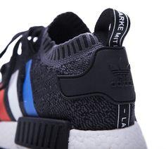 fe84f4175a54f Adidas NMD R1 Black Tricolore Footwear Black