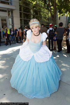 Cinderella   FanimeCon 2016