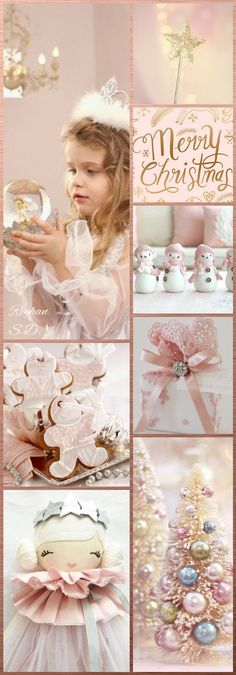 '' Christmas ~ Pink '' by Reyhan S.D