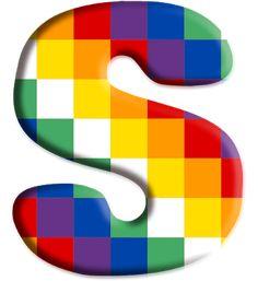 S Alphabet, Alphabet Writing, Alphabet And Numbers, Heart Wallpaper, Chevron, Bunt, Emoji, Monogram, Symbols