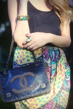 Chanel   TheBohoFlow: Moroccan Mondays
