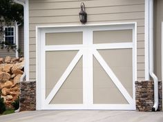 Carriage Garage Doors No Windows carriage door no windows - google search | garage | pinterest