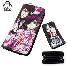 $9.39 (Buy here: https://alitems.com/g/1e8d114494ebda23ff8b16525dc3e8/?i=5&ulp=https%3A%2F%2Fwww.aliexpress.com%2Fitem%2FNEWTALL-Japanese-Anime-Black-Butler-Kuroshitsuji-Sebastian-Ciel-PU-Leather-Long-Zipper-Purse-Wallet-Card%2F32696463293.html ) [NEWTALL] Japanese Anime Black Butler Kuroshitsuji Sebastian Ciel PU Leather Long Zipper Purse Wallet Card Holder Clutches T1188 for just $9.39