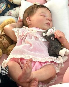 Reborn Dolls, Reborn Babies, Newborn Baby Dolls, Baby Doll Clothes, Baby Strollers, Angeles, Flower Girl Dresses, Fairy, Pasta