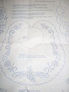 embroidery pattern #ajuar