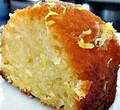 Hanneica's Kitchen: Moist Lemon or Orange Loaf Cake