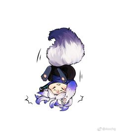 Neko Boy, Love Story, Monsters, Chibi, Anime Art, Sticker, Kawaii, Animation, Fan Art