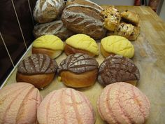 Crazy Mexican pastries
