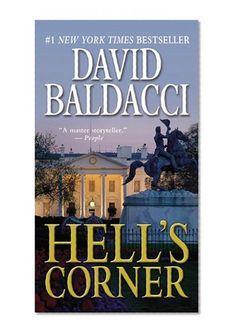 Hell's Corner (Camel Club Series)      David Baldacci Vision