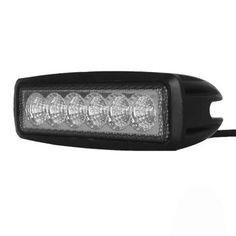 2pcs DY1918 18W Car Floodlight Headlamp #jewelry, #women, #men, #hats, #watches, #belts, #fashion