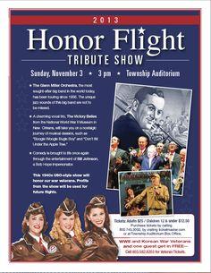 Honor Flights for our Vets Honor Flight, The Glenn, Custom Writing, Troops, Student, Scrapbook, Scrapbooks, Scrapbooking