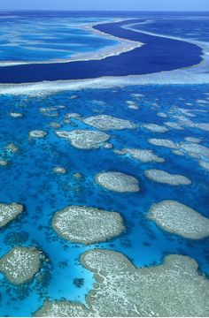 The Great Barrier Reef, Australia , from Iryna