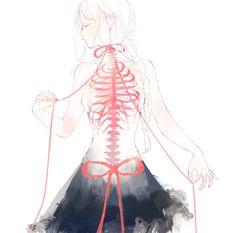 Ribbons of Bone