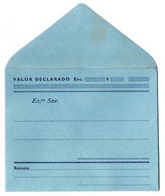 Valor declarado.