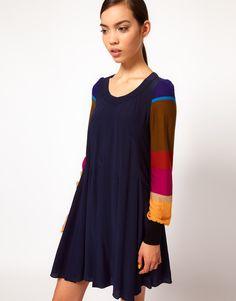 sonia by sonia rykiel swing dress