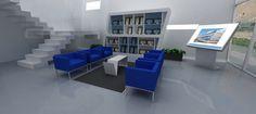 Entel_Lounge Data Center