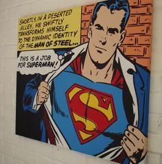 pop comic art | ideias de fim de semana