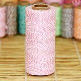 Baker's Twine 130 Yard Single Spool - Princess Pink