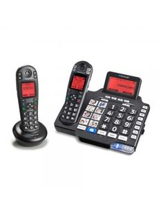 ClearSounds iConnect A1600BT Amplified Phone with Expansion Handset