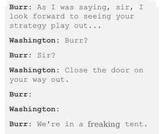 Then go and find a door to close, Burr. Or just wait for it to appear.