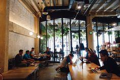 Verve Coffee, DTLA — Local Wanderer