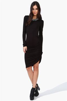 Lust Dress in Black