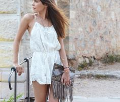 Devoted Playsuit by Zimmermann