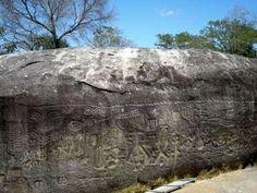 Pedra do Ingá - PB