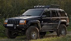 jeep grand cherokee zj off road - Поиск в Google
