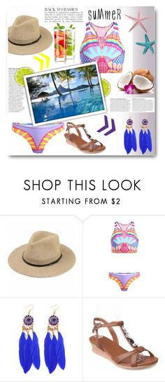 """http://goo.gl/D0AQtG"" by edy321 ❤ liked on Polyvore featuring Anja and Bora Bora"
