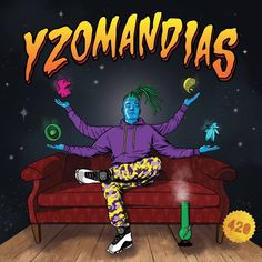 Cover: Logic - YZOMANDIAS Cover Art, Bape, Hypebeast, Comic Books, Embroidery, Humor, Comics, Skateboarding, Music