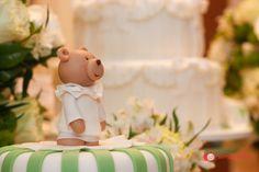 Festas | sorria pra foto sorriaprafoto chá de bebê, festa em casa, TeddyBear