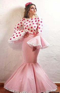 Flamenco Dresses, Costumes Around The World, Bell Sleeve Top, Inspiration, Outfits, Clothes, Beauty, Tops, Women